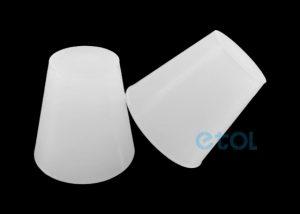 round rubber plugs